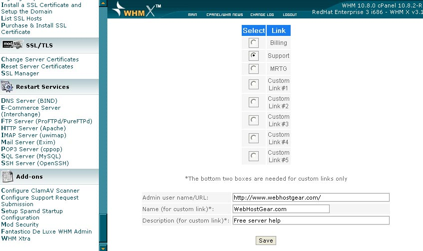 WHMXtra Review Cpanel Addon